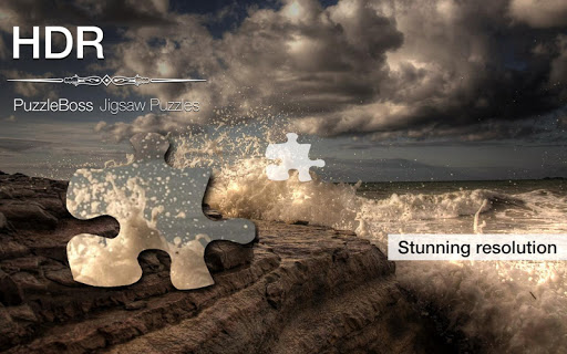 HDR Jigsaw Puzzles Demo