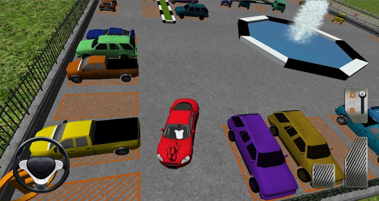 Steer It 3D (Car Parking Game)- screenshot thumbnail