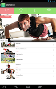 30 Day Fitness Challenges- screenshot thumbnail