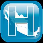 Hoteles de México icon