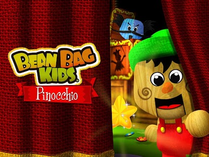 Pinocchio by Bean Bag Kids®- screenshot thumbnail