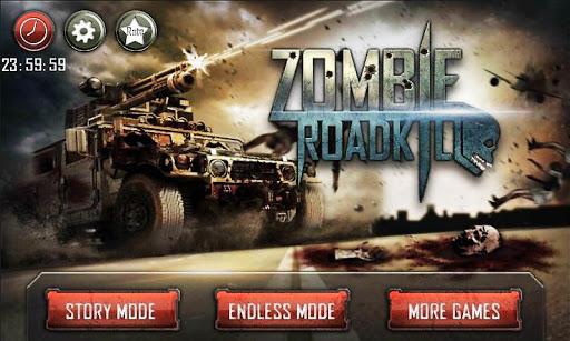 殭屍馬路殺手 - Zombie Roadkill 3D