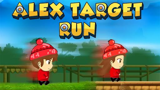 Alex Target Run: Race At Speed