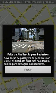 Fix My Street Brazil - screenshot thumbnail