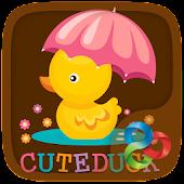 Duck GO Launcher Theme