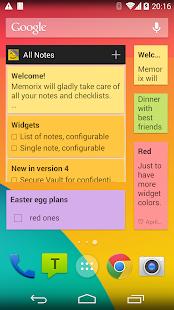 玩免費生產應用APP|下載Memorix Notes + Checklists app不用錢|硬是要APP