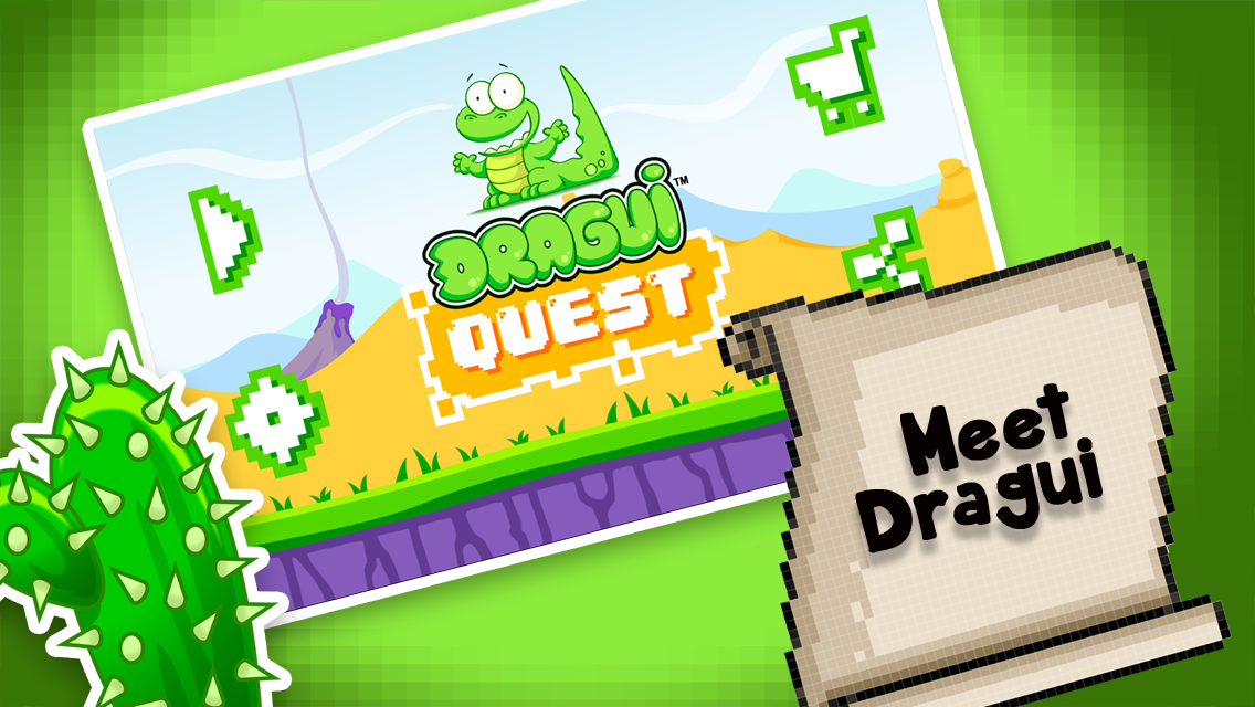 Dragui Quest- screenshot