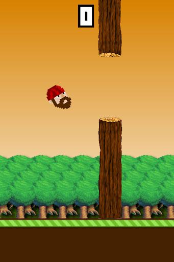 Flight Of The Lumberjack