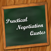 Practical Negotiation Quotes