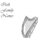 Irish Family Names icon
