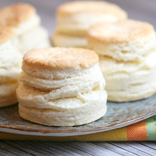 Mile High Diner- Style Biscuits Recipe