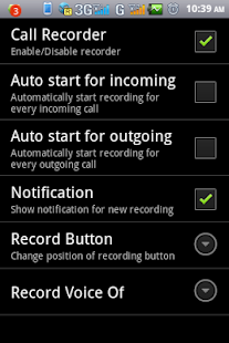 Live Call Recorder - screenshot thumbnail