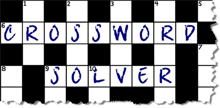Crossword Solver Dictionary
