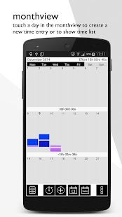 TimeTracker - chronology- screenshot thumbnail