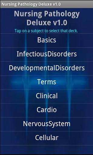 Nursing Pathology Deluxe