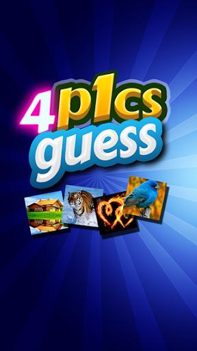 4 Pics 1 Guess - Word