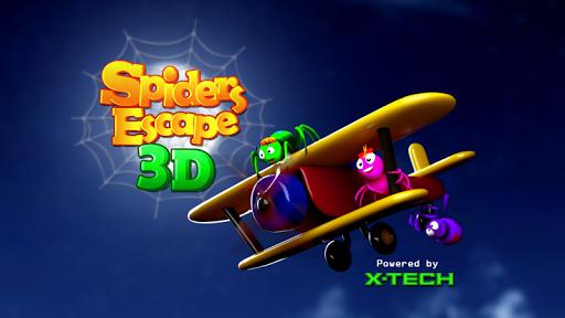 逃生:蜘蛛洞穴3D