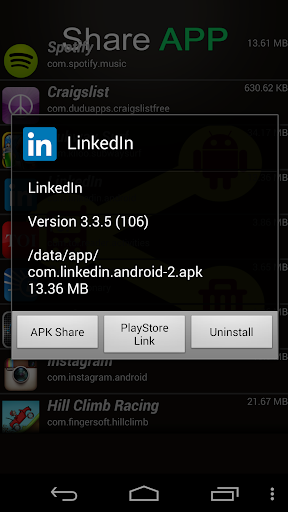 Apk Extract n Share