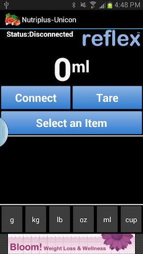 NutriPlus Unicon Phone