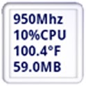 Temp+CPU V2 icon