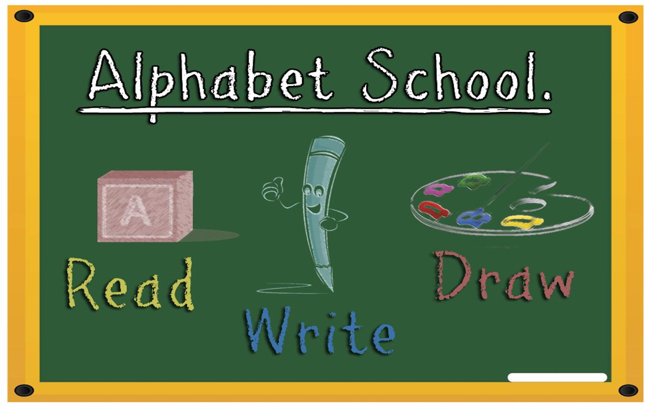 Alphabet School - screenshot