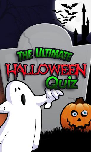 Ultimate Halloween Quiz