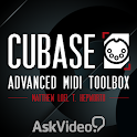 Adv. MIDI Toolbox For Cubase icon