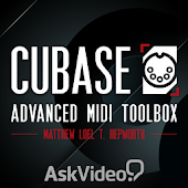 Cubase 7 Advanced MIDI Toolbox