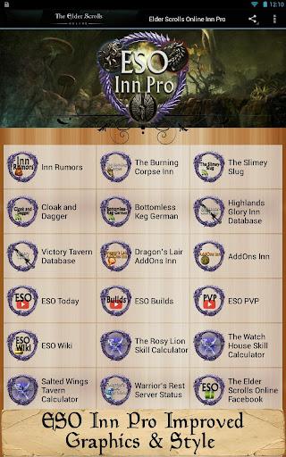 Elder Scrolls Online Inn Pro