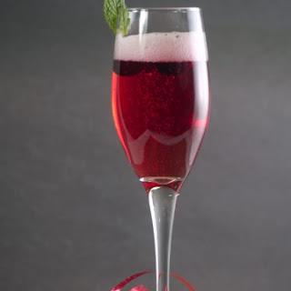 Cranberry Bog Cocktail