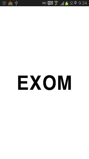 EXOM-옌셜 공식 SNS 모음