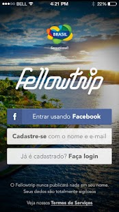 Fellowtrip- screenshot thumbnail