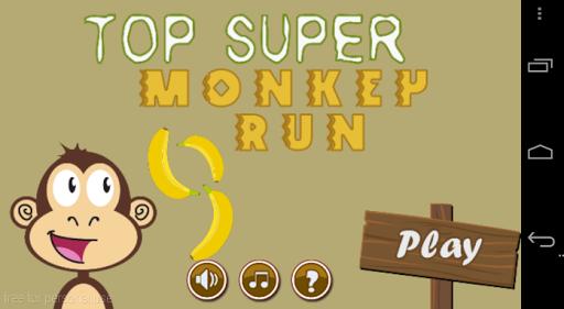 Monkey Run -Free
