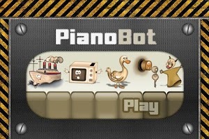 Screenshot of Piano Bot - Music for Kids