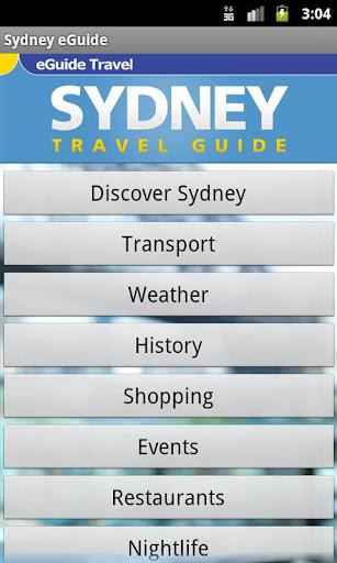 Sydney Travel Guide Australia