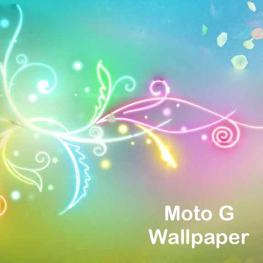 MotoG Wallpaper LOGO-APP點子