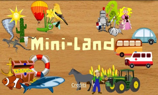 Mini Land Kid- screenshot thumbnail