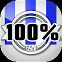 100% Fan de la Real Sociedad icon