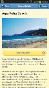 Lassithi Beaches - Crete- screenshot thumbnail
