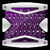 Neon purple TouchPal