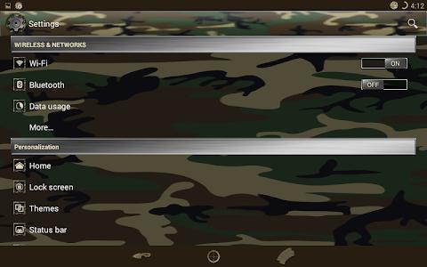 JungleCamo for CM11 v1.5