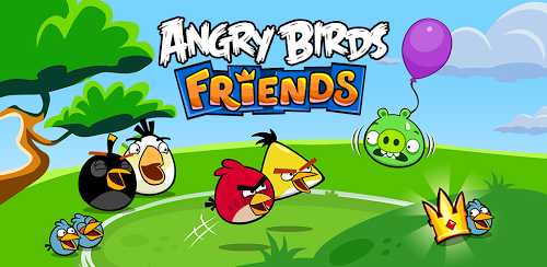 Angry Birds Friends 1.0.0 apk