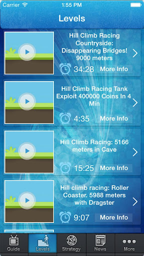 【免費書籍App】Guide for Hill Climb Racing-APP點子