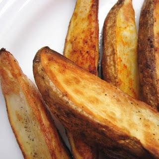 Oven Fried Potatoes