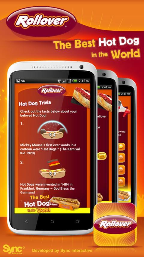 Rollover- screenshot