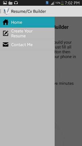 My Resume CV Builder