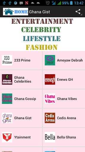 Ghana Latest Gist Blogs
