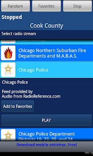 Free - Police Scanner Radio - screenshot thumbnail
