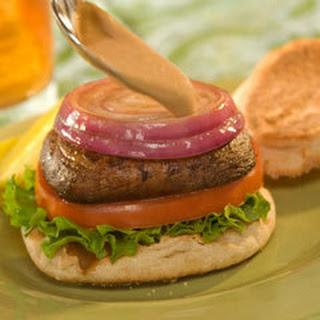Portobello Burgers.