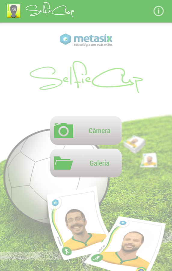 SelfieCup- screenshot